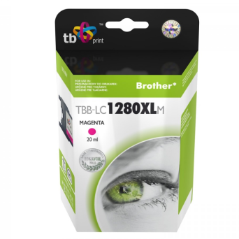 Tusz do Brother LC1280XL TBB-LC1280XLM MA | 5901500501606