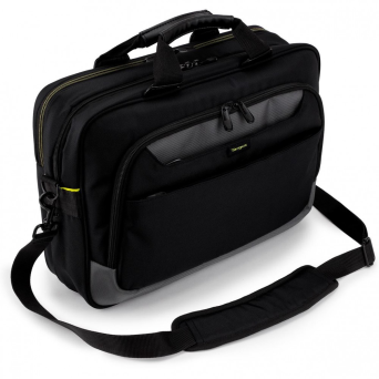 "CityGear 15-17.3"" Laptop Topload Black 